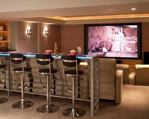 Jerry's Audio/Video Home Theater